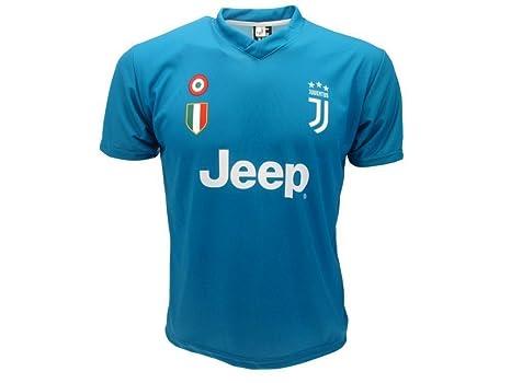 Juventus Camiseta de Fútbol Gigi Buffon 1 Azul Temporada 2017-2018 Replica Oficial con Licencia - Todos Los Tamaños NIÑO y Adulto: Amazon.es: Deportes y ...