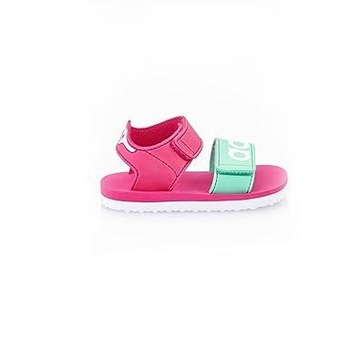 4bb7207e10b adidas 84I1 Beach Sandal I Kinder Badeschuhe S74949 Gr. 24: Amazon ...