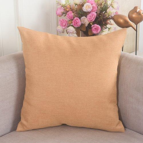 Brilliant Breathable Decorative Cushion Mustard