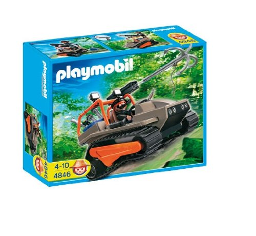 (Playmobil Treasure Robber's Crawler)