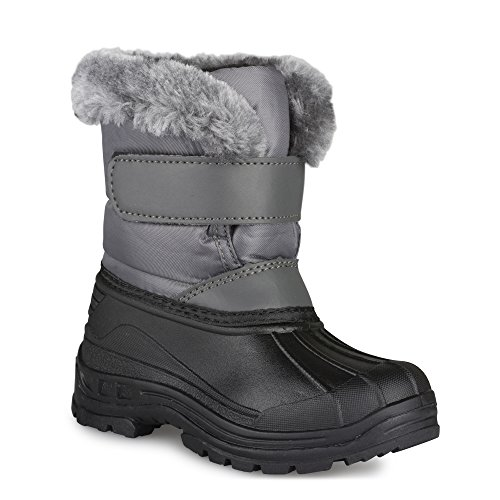 Chillipop Colored Snow Boots For Toddlers