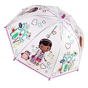 Paraguas Doctora Juguetes burbuja manual 45cm