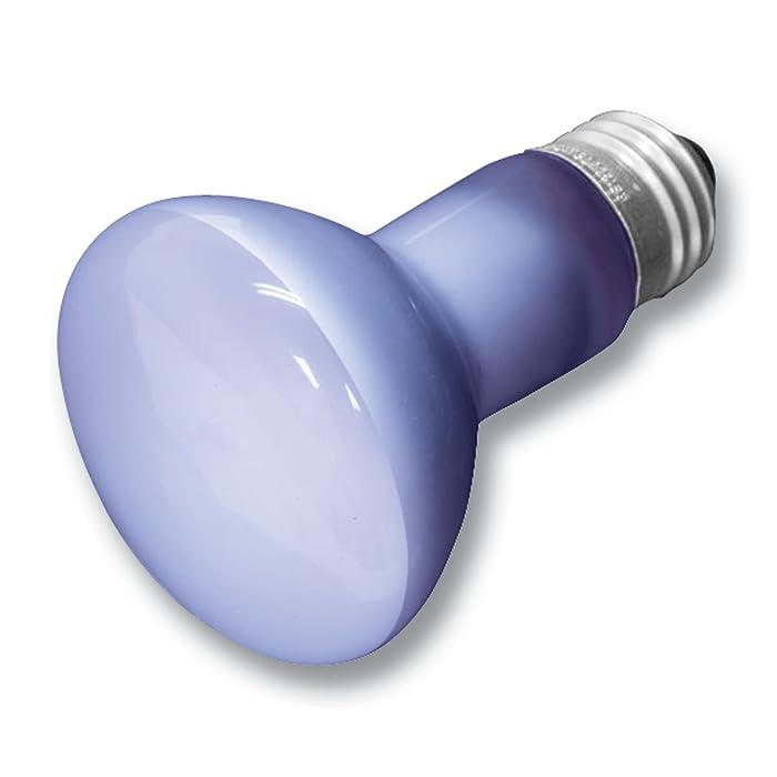 GE 73439-6 45-Watt R20 Reveal Floodlight Light Bulb, 6-Pack