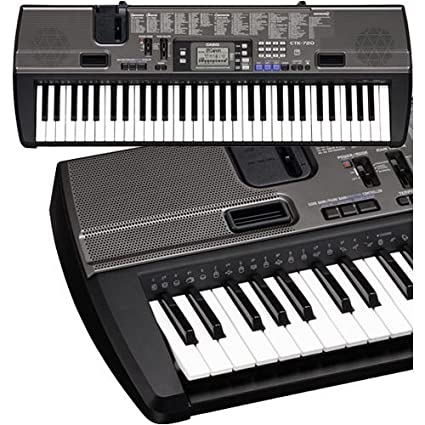 amazon com casio ctk 720 61 key musical keyboard musical instruments rh amazon com Casio Keyboard CTK- 731 Casio CTK -700 Keyboard