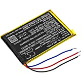 Cameron Sino Battery for JBL P453048D 01, Fits