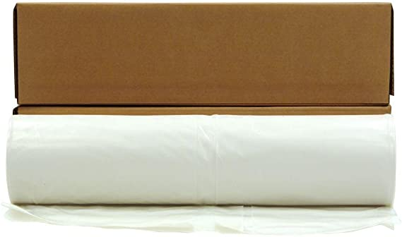 Amazon Com 14 Ft X 300 Ft Plastic Sheeting