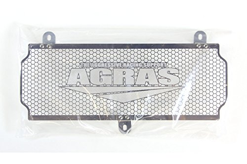 アグラス(AGRAS) オイルクーラーコアガード AGRAS ロゴ有 Aタイプ ZEPHYR1100/RS[ゼファー] 310-457-A00   B00ATZ129Y