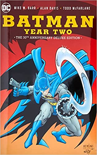 Amazon batman year two 30th anniversary deluxe edition amazon batman year two 30th anniversary deluxe edition 9781401274566 mike w barr alan davis todd mcfarlane books fandeluxe Gallery