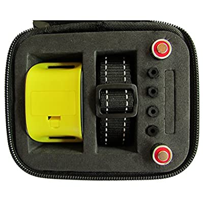 Our K9 Yellow - Pet Safe Dog Bark Collar - Durable Training Collars for Small High Energy Dogs - Strong, Lightweight, Adjustable Design - Safe for Pets 6 Lbs. and Up - Uses Vibration, Not Shock