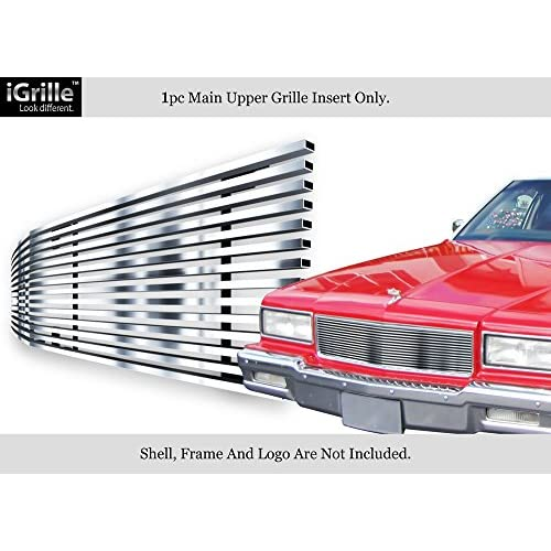 GSI Grille fit for 2008-2010 Ford Super Duty F250+F350+F450+F550+F660 Raptor Style Matte Black Mesh Grille W//3x White LED Replacement Shell Packaged Grille Matte Black