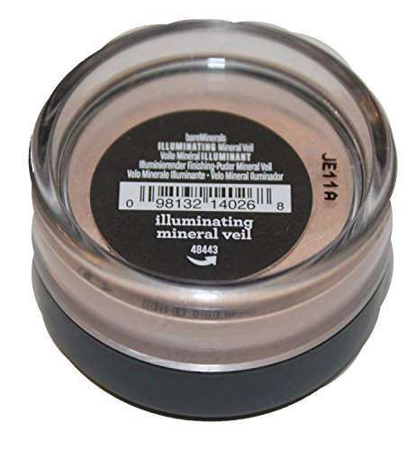 (Bare Escentuals Feather Light Mineral Veil (now called Illuminating Mineral Veil) BareMinerals by Bare Minerals .57g/.02 oz)