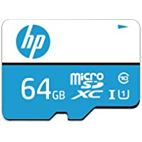 HP 64GB Class 10 MicroSD Memory Card (U1 TF Card 64GB)