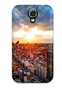 High-end Case Cover Protector For Galaxy S4(panoramic View)