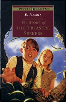 Image result for the story of treasure seekers