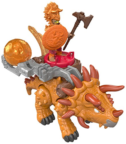 Fisher Price CDW80 Imaginext Triceratops