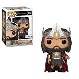 (US) Pop Movies: Lord of The Rings King Aragorn Funko Pop! Exclusive