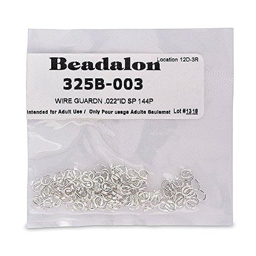 Beadalon Guardian Thread Protectors Silver