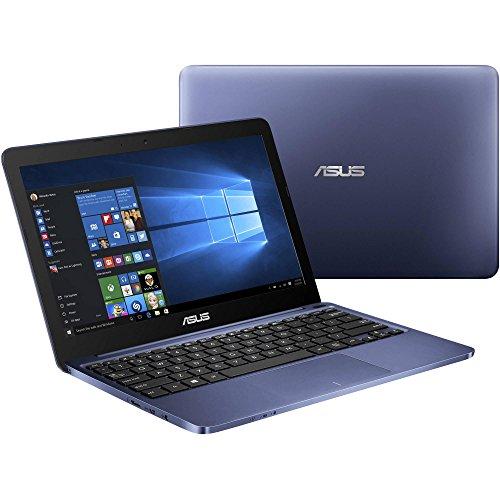 ASUS X205TA - HATM1102M 11.6 inch (Intel Atom, 2GB RAM, 32GB HD) Windows 10 DARKBLUE Laptop by ASUS