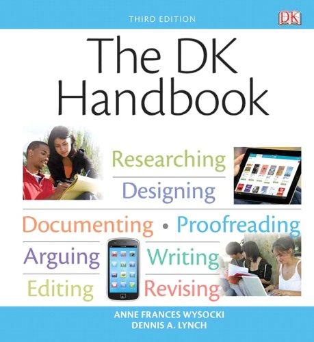 The DK Handbook (3rd Edition) Pdf