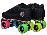 Epic Skates EvoBlkRbw05 Evolution Rainbow Quad