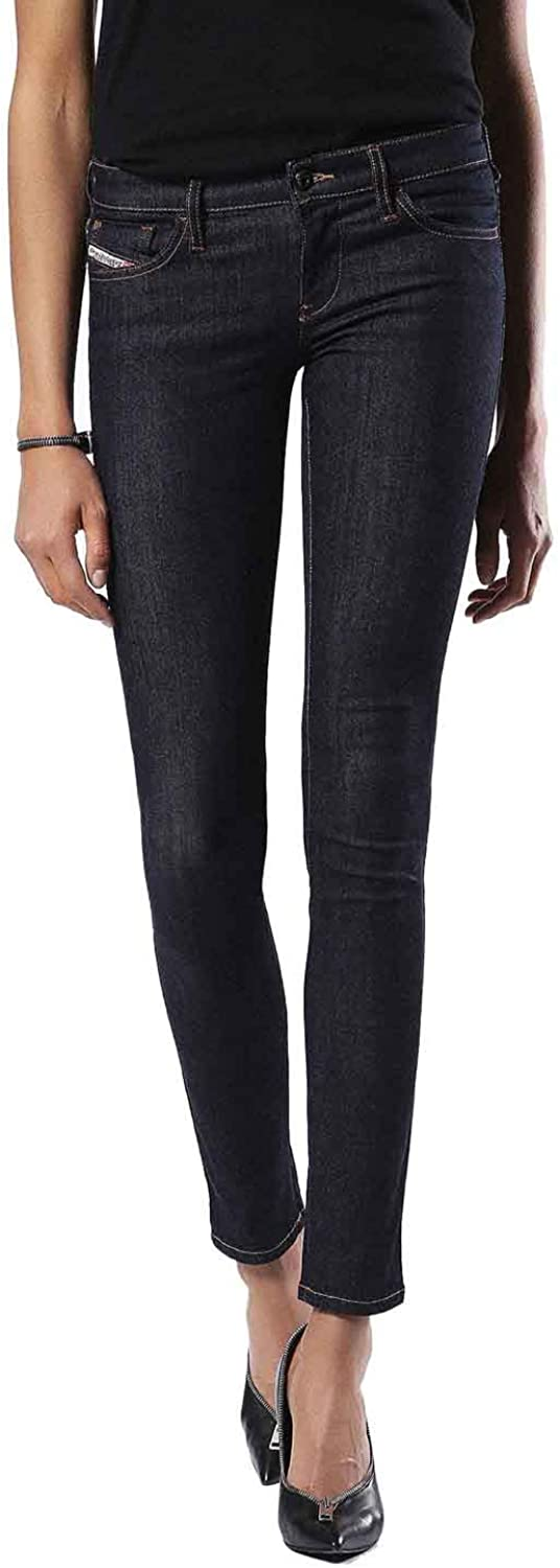 Diesel Clearance SALE! Limited time! New color Women's Skinzee Super Jean 0813C Skinny Leg