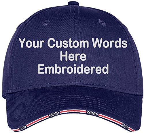 90ce35d35a4 Custom Hat