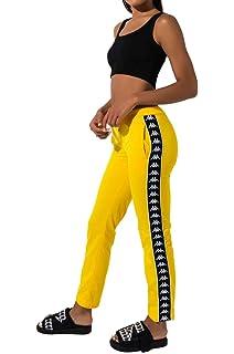 Amazon.com: Kappa Banda Wrastoria Slim - Sudadera para mujer ...