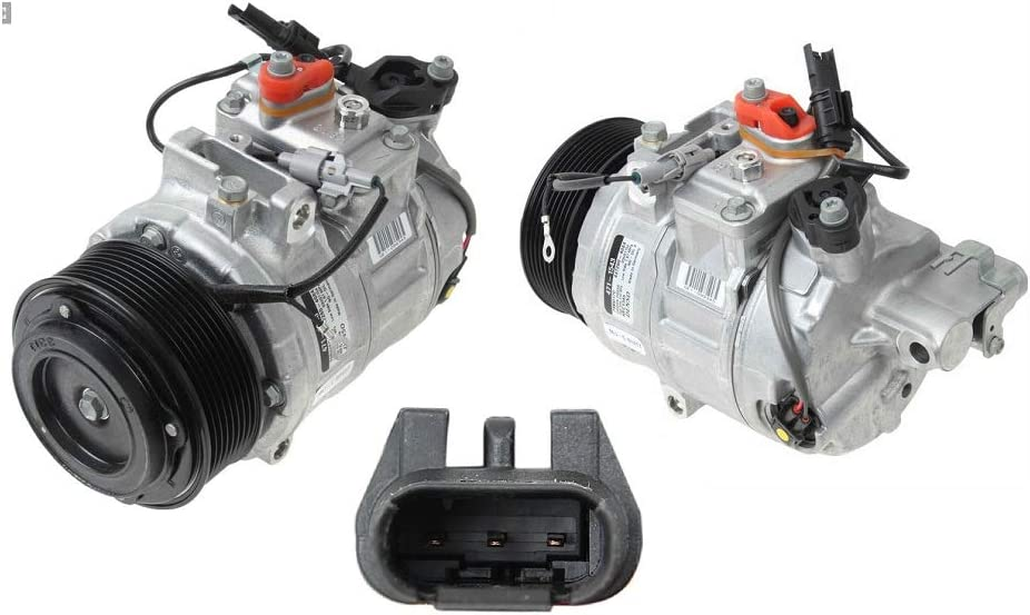 471-1505 New A//C Compressor with Clutch Denso
