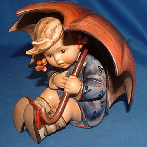 Hummel Goebel Figurine 152/B - Umbrella Girl 8