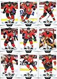 2019-20 O-Pee-Chee OPC (Made by Upper Deck) Base NHL Team Set Hockey Ottawa Senators Team Set of 16 Cards which includes: Bobby Ryan(#5), Drake Batherson(#51), Cody Ceci(#97), Anthony Duclair(#129), Chris Tierney(#152), Craig Anderson(#176), Colin White(#242), Brady Tkachuk(#261), Thomas Chabot(#290), Jean-Gabriel Pageau(#340), Mikkel Boedker(#345), Ben Harpur(#361), Zack Smith(#399), Maxime Lajoie(#433), Dylan DeMelo(#474), Mark Borowiecki(#488)