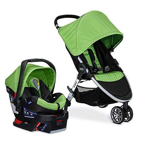 Best Deals! Britax 2017 B-Agile/B-Safe 35 Travel System, Meadow