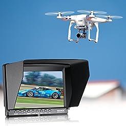 Neewer F100 7-inch 4k 1280x800 IPS Scree...