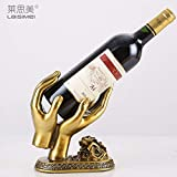 Wall of Dragon Animal Model Creative Wine Cabinet Decoration Wine Rack Shelf Wine Bottle Resin Decoration Personality