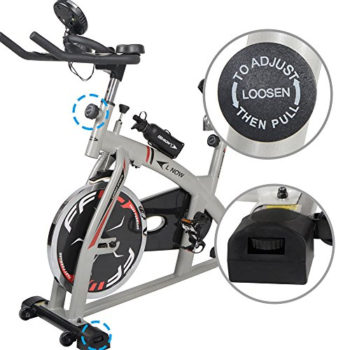 Indoor Exercise Bike By L NOW - LD-598A