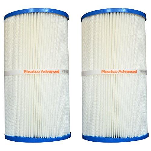 Pleatco Advanced PJW23 Pool Filter Replacement Cartridge for Aero Spa (2 Pack) - Aero Spa