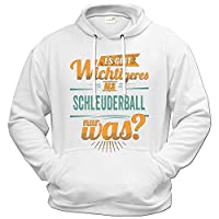 getshirts - RAHMENLOS® Geschenke - Hoodie - Sportart Schleuderball - es gibt...