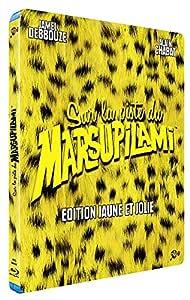 Sur la piste du Marsupilami [Blu-ray]