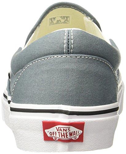 Vans Unisex Klassischer Slip-On Skateschuh Koboldblau / True White