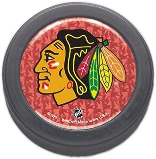 Wincraft NHL Chicago Blackhawks 28403012Bulk en Forme de dôme Hockey Puck