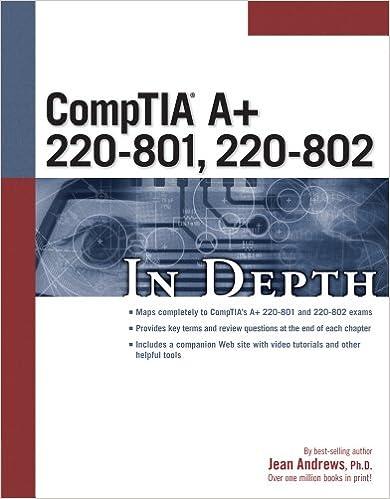 Comptia A 801 802 Ebook