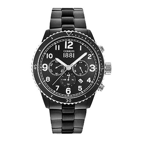 Cerruti 1881 CRA104SB02MB men's quartz wristwatch