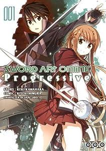"""Afficher """"Sword art online, progressive n° 1 Sword art online, progressive (tome 1)"""""""