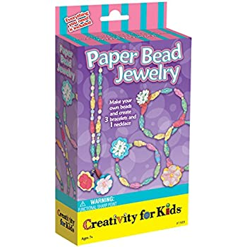 Amazon.com: 4M Recycled Paper Beads Kit: Toys & Games