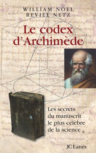 Amazon Com Le Codex D Archimede Les Aventures De La