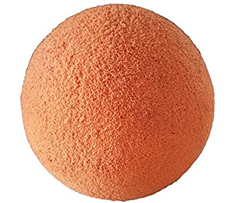 """BADGER - Clean Out Balls For Pump Trucks, Concrete Pump Parts 4"""" Medium Round Sponge Ball, For Cleaning 3"""" Pipe Model: GRS-703"""