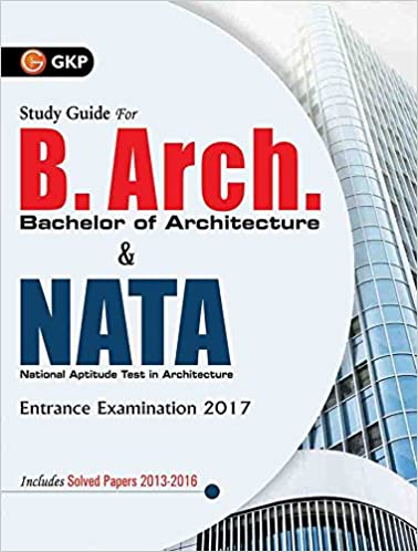 Buy NATA (B.Arch) Guide To Bachelor Of Architecture Entrance Examination  Book Online At Low Prices In India | NATA (B.Arch) Guide To Bachelor Of ...