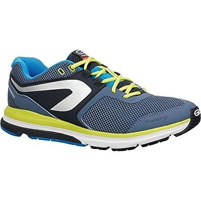 a020542e5 KALENJI EKIDEN PRIME MEN S RUNNING SHOES - GREY BLUE (EU 43)  Buy ...