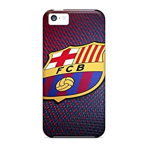LLYH Awesome Case Cover Compatible With Iphone 5c - Fcb Tshirt