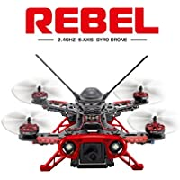 WonderTech NEW Rebel Racing Drone With GPS System, GOPRO camera bracket included