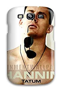 For Case Ipod Touch 4 Cover Fashion Design Channing Tatum Case-rPrEZlv12891Srhob